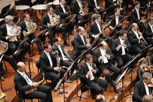 Orchestre National de France – Sgouros, Rachlin, Sinaisky