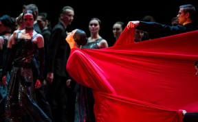 Red Giselle – Boris Eifman Ballet