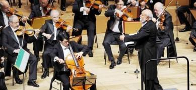 Sinfonia Varsovia – Krzysztof Penderecki, Athens Festival