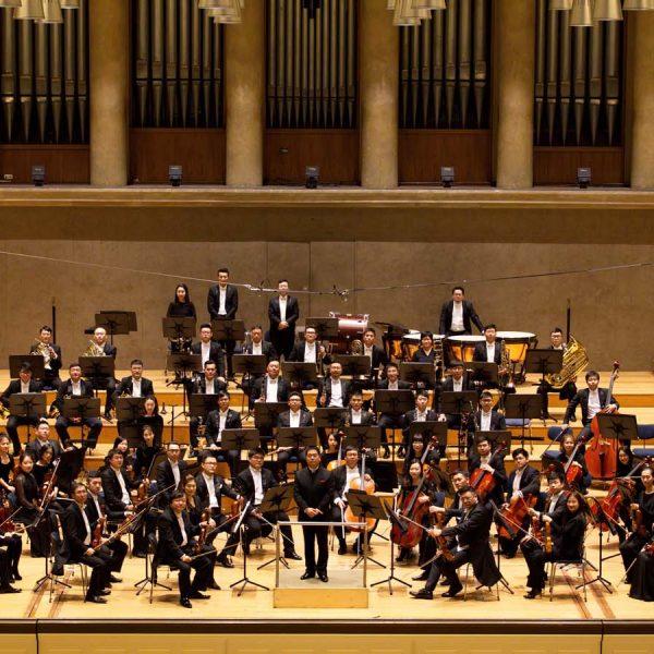 Hangzhou Philharmonic Orchestra 20.11.2016 @Herkulessaal in der